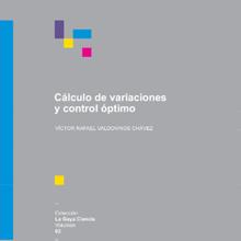 Cálculo de Variaciones y Control Óptimo