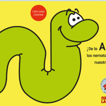 ¡De la A hasta la Z, los nematodos colorean nuestras vidas!